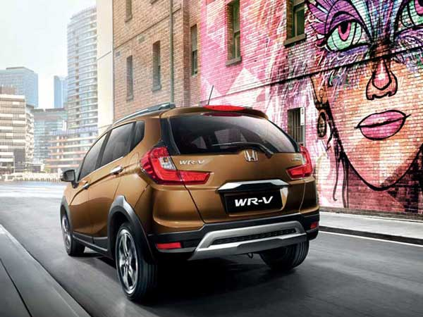 Honda WR-V Launched In India: Launch Price, Mileage And More Details