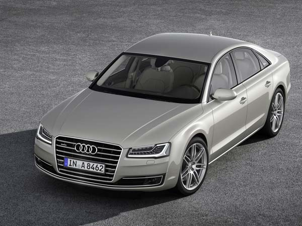First Official Sketch Of 2018 Audi A6, A7 And A8 Revealed