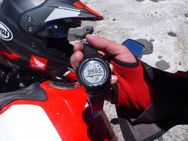 Honda Africa Twin Breaks Record For Highest Altitude Climb By Twin-Cylinder Bike