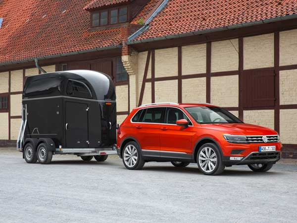 Volkswagen Tiguan India Launch Details Revealed