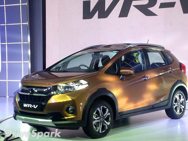 Honda WR-V Bookings Reach 1000 In Three Weeks