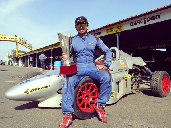 Indian Car Racing Champion Ashwin Sunder Dies In A Tragic Accident
