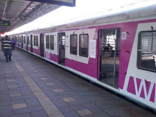 train information system