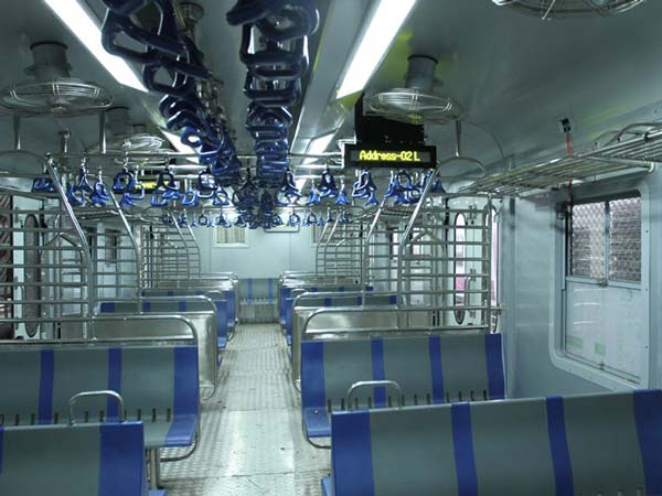 Country S First Made In India Train Medha Flagged Off