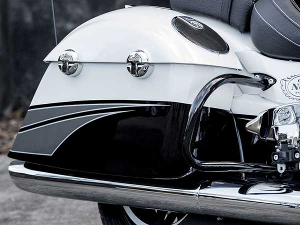 Indian Chieftain 'Jack Daniels' Limited Edition Sold Out In 10 Minutes