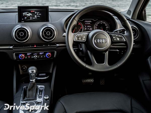 Audi A India Launch On April Th DriveSpark News - Audi car 1000cc