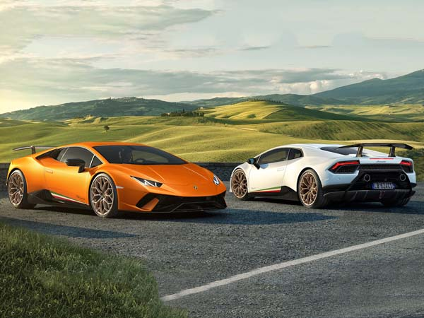 lamborghini huracan performante india launch revealed drivespark. Black Bedroom Furniture Sets. Home Design Ideas