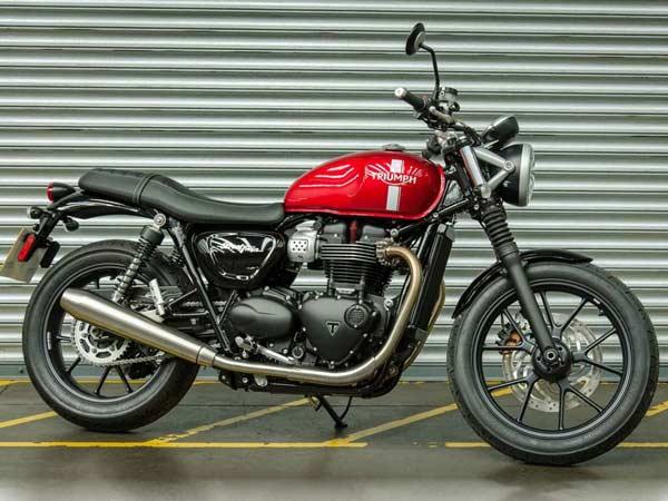 Triumph Bonneville Bikes Recalled In India Drivespark News