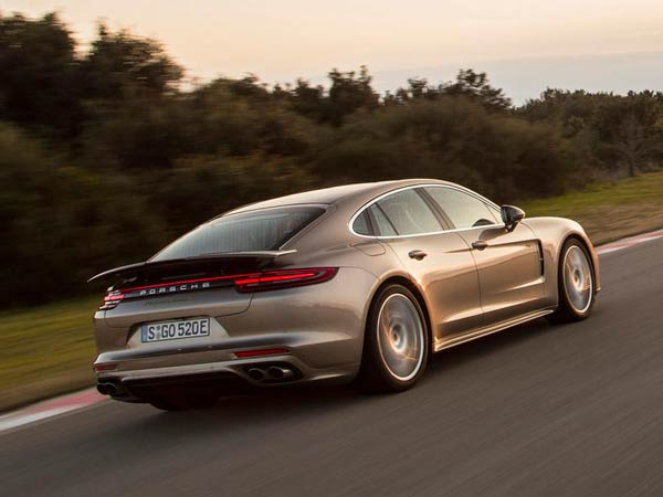 Confirmed Porsche Will Bring The Panamera Turbo S EHybrid To India