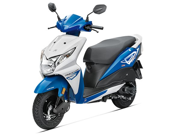 ... Honda Dio. The current Dio is powered by the 109.2cc, air-cooled, 4