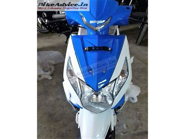 2017 Honda Dio Spied Ahead Of Launch