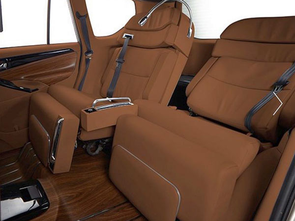Dc design s innova crysta luxury lounge takes luxury to for Top 50 luxury car interior designs