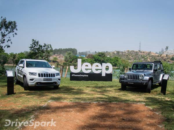 Jeepers Creepers U2014 Jeep Grand Cherokee Off Road Review