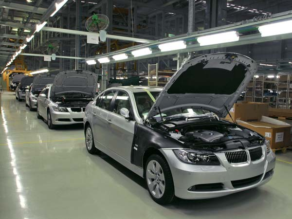 The BMW Plant Chennai Located 40km North West Of Chennai Hosts State
