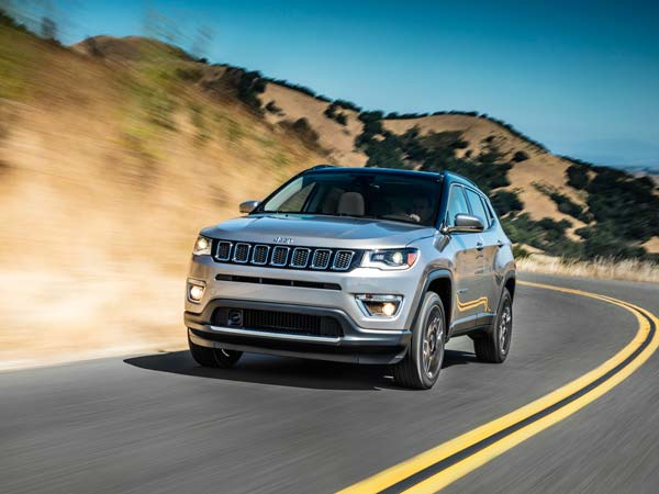 Jeep Compass India Unveil Date Revealed