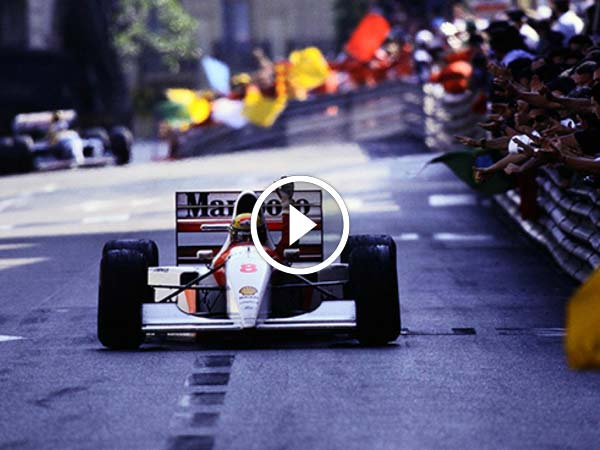 These Onboard Videos Of Ayrton Senna Driving Reminds Us Why He Was The Greatest Ever
