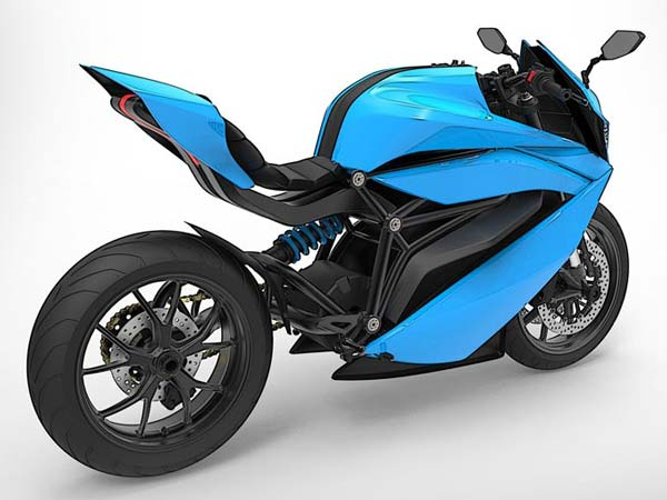 Emflux Motors Builds India S First Electric Sports Bike