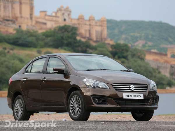 Maruti Suzuki To Sell Ciaz Through Nexa Dealerships — Gets 3 New Variants