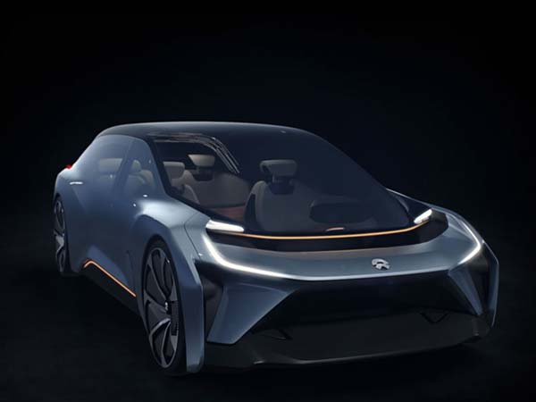 nio eve concept revealed at south by southwest sxsw 2017 drivespark. Black Bedroom Furniture Sets. Home Design Ideas