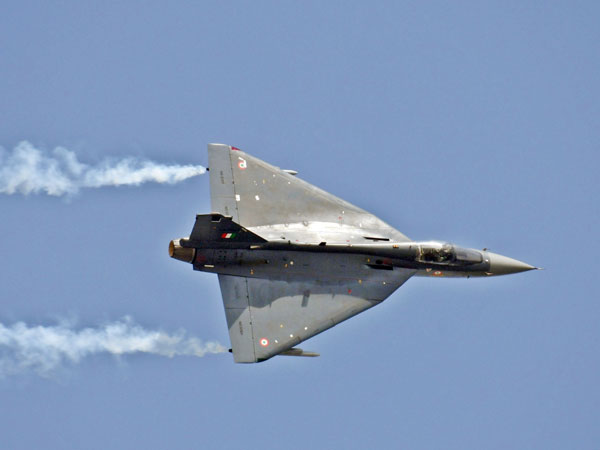 India Working On Unmanned Version Of Tejas — India's Fighter Jet Of The Future?