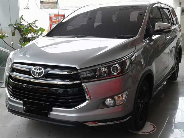 Toyota Innova Crysta Touring Sport Launch In India Soon