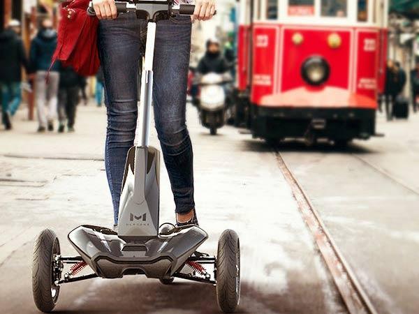 Image result for transboard scooter