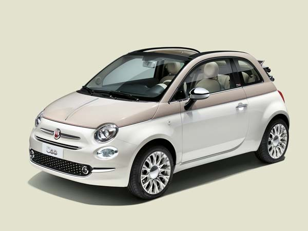 Special Edition Fiat 500 To Get Hellcat Engine Available In