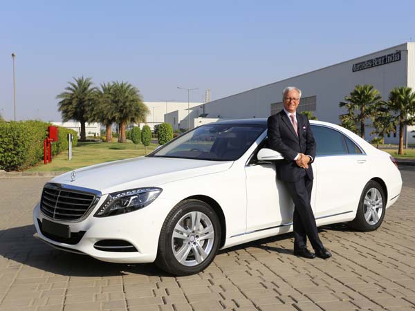 Mercedes benz s class 39 connoisseur 39 s edition 39 launched in for Mercedes benz starter price