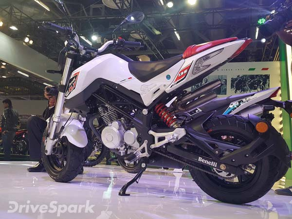 Benelli TNT 135 India Launch Delayed - DriveSpark News