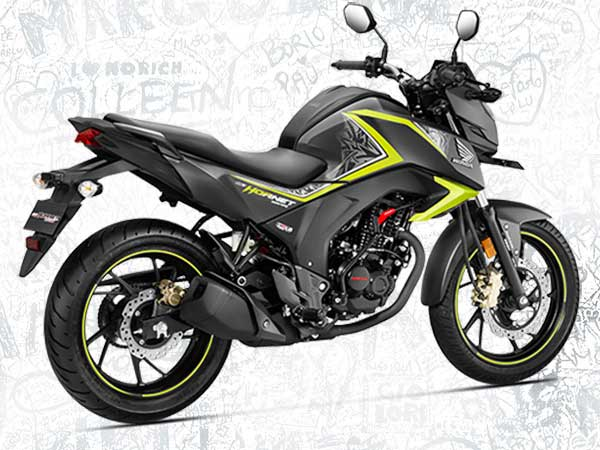 2017 Honda Cb Hornet 160r With Bs Iv Engine Launched In India