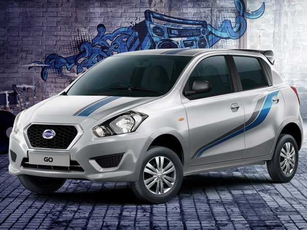 Datsun GO And GO+ Anniversary Edition Launched In India ...
