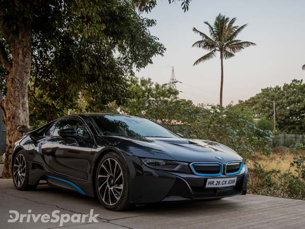 Bmw I8 Review Test Drive Report Of Bmw I8 Hybrid Sports Car