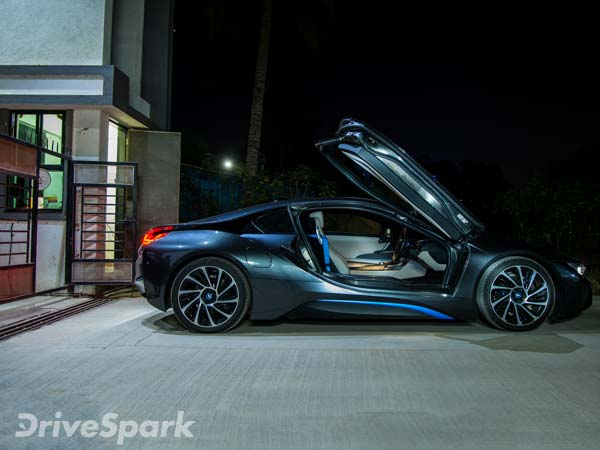 The BMW i8 Road Test Review — More Than What Meets The 'i'