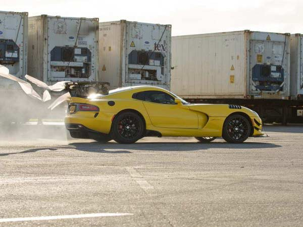 Watch Pennzoil Bid Farewell To The Dodge Viper
