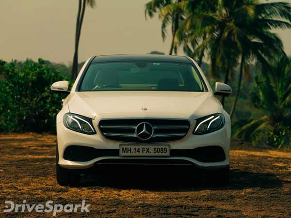 Mercedes Benz E Class Wins 2017 World Luxury Car Of The Year