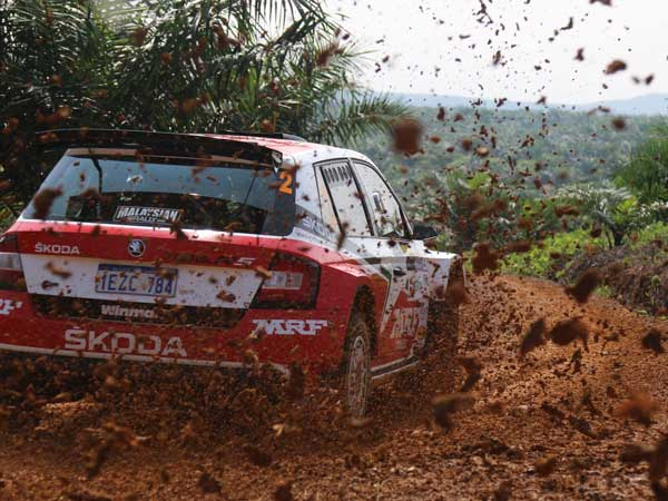 2017 FIA Asia Pacific Rally Championship — MRF Tyres Confirms Participation