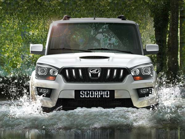Mahindra's New-Generation Scorpio In The Works — To Be A Global Product