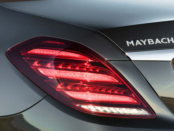 Mercedes-Benz S-Class, Maybach And AMG Facelift Revealed