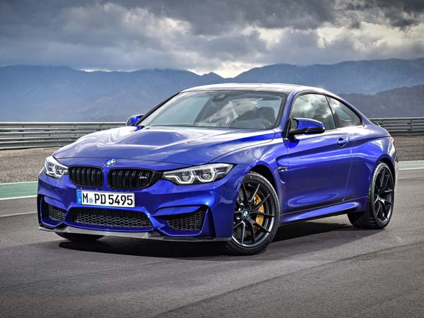BMW M4 Club Sport Revealed At 2017 Shanghai Motor Show