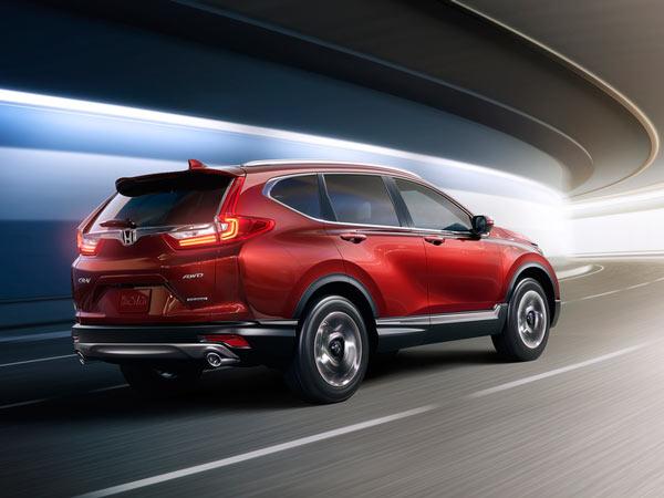 Honda CR-V Hybrid Goes Green In Shanghai