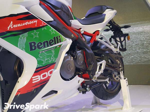 Benelli Tornado 302 Bookings Open