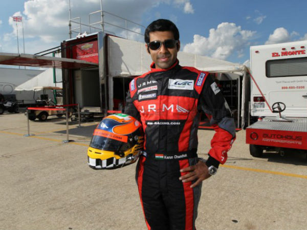 Karun Chandhok Makes His Return To Le Mans 24 Hours