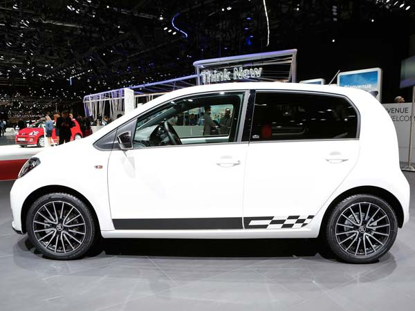 Skoda Citigo To Be First Electric Car From The Brand