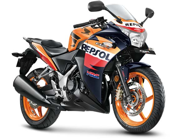 Honda CBR 150R And 250R Removed From Website
