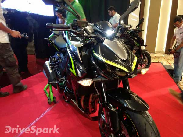 2017 Kawasaki Z1000 And Z1000 R Edition Launched In India ...