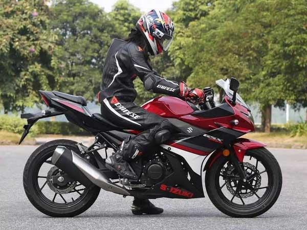 Suzuki Gixxer 250R (GSX-250R) Price Announced
