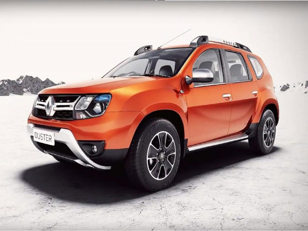Renault duster rxs variant updated with touchscreen and dual airbags renault duster rxs variant updated with touchscreen and dual airbags voltagebd Images
