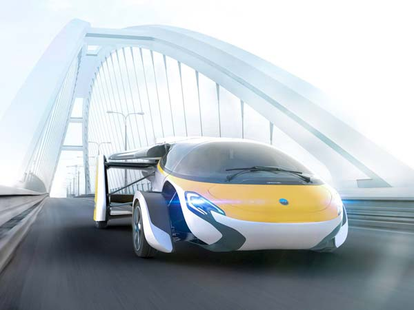 AeroMobil Flying Car To Debut In Monaco This Month