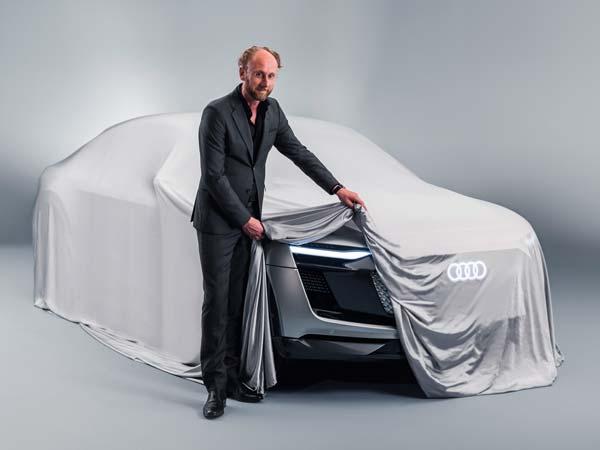 Audi e-Tron Sportback Concept Teased Again
