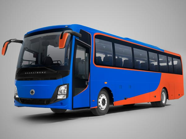 BharatBenz Launches All-New 16-Tonne Intercity Coach